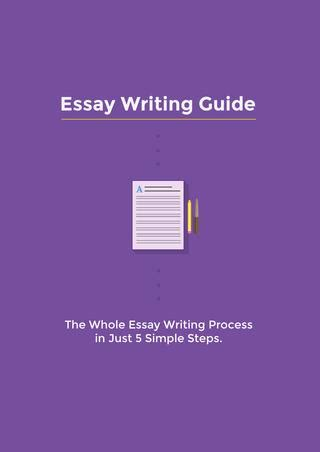 Steps of writing thesis paper
